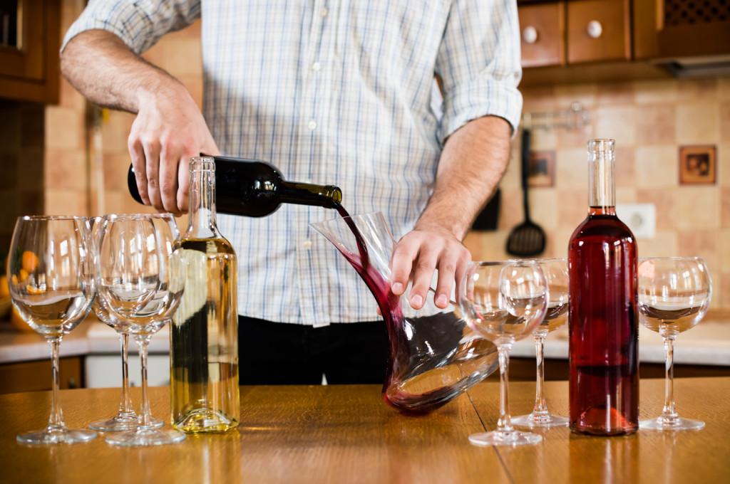 Vinkaraffel