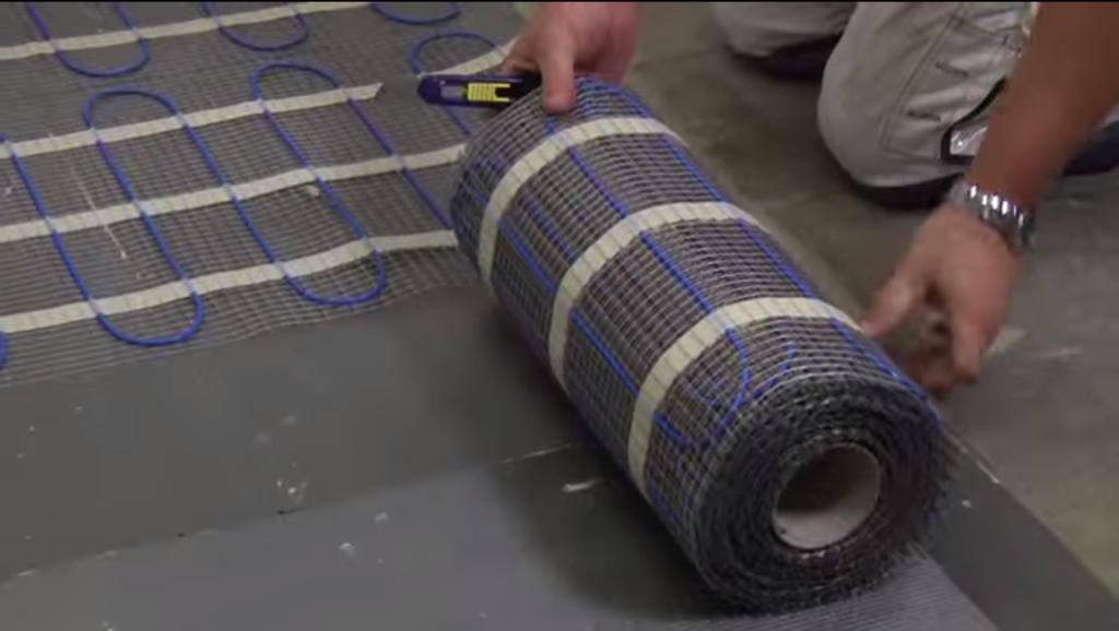 Videomannual: Slik legger du varmekabler